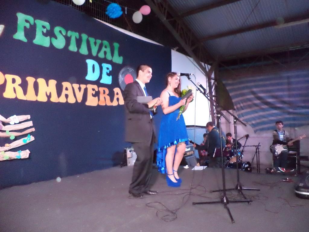 Javiera Cantillana y Sebastían Morales